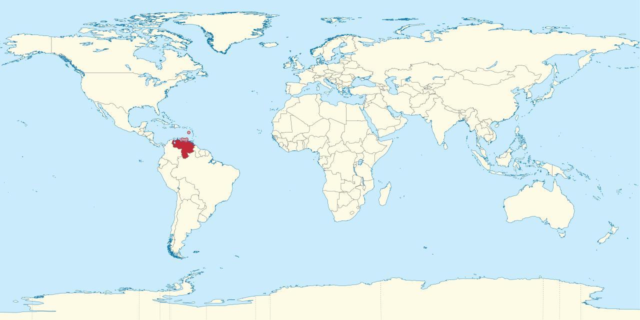 Картинки по запросу венесуэла на карте южной америки